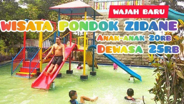 Wisata Pondok ZIdane Wisata Hemat Di Kota Depok